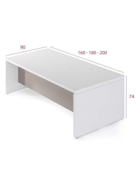 Medidas mesa despacho G3 de jgorbe