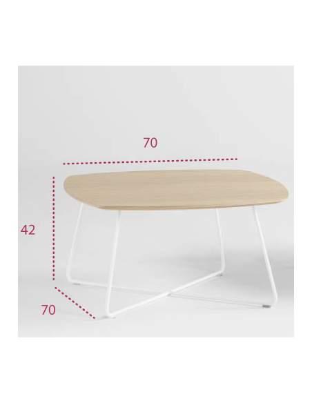 Medidas mesa centro baja dunas de inclass