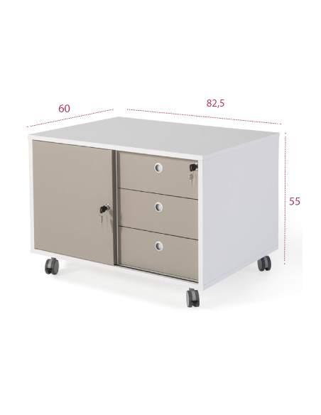 Medidas mueble auxiliar g3 de jgorbe