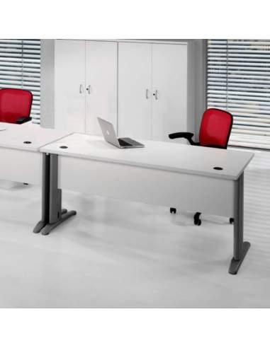 Mesa escritorio oficina Serie Euro 3000 de Euromof con entrega rápida