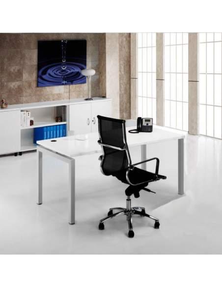 Mesa escritorio serie Euro 5000 de Euromof con entrega rápida