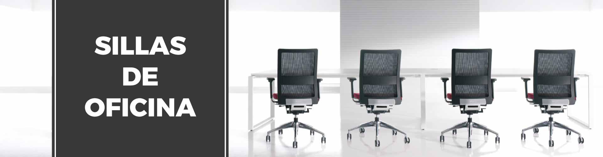 Encuentra un amplio catálogo de sillas de oficina