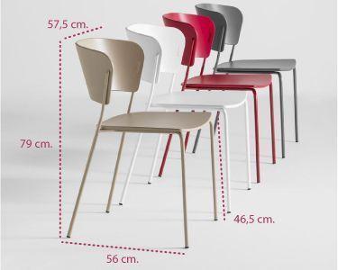 Medidas silla Arc de diseño de inclass