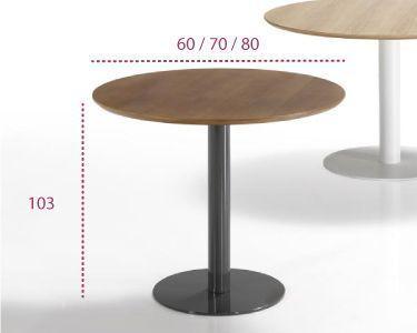 Medidas mesa alta office para taburetes flat de inclass