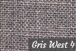 Color gris claro West