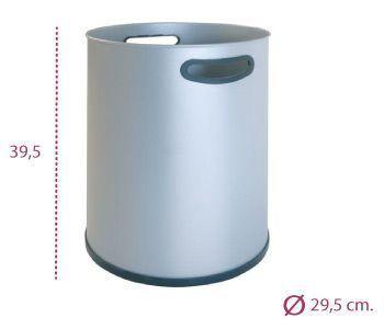 Medidas papelera para oficina 27 litros de sie