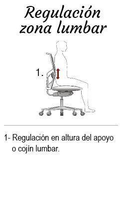 Mecanismo de regulación lumbar
