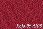 tapizado rojo bs a105