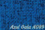 Tapizado azul gala a089