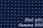 Azul gris gamma