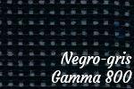 Tela negro gris gamma 800
