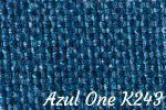 Tapizado azul one k243