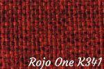 Tapizado rojo one k341