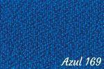 Tapizado Azul 169 para sofá curve