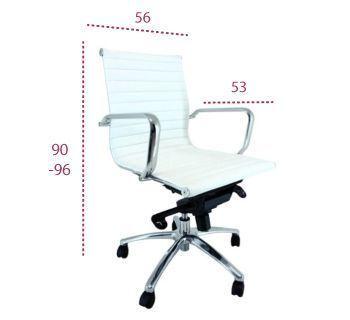 Medidas sillón oficina jr bajo de vincolo