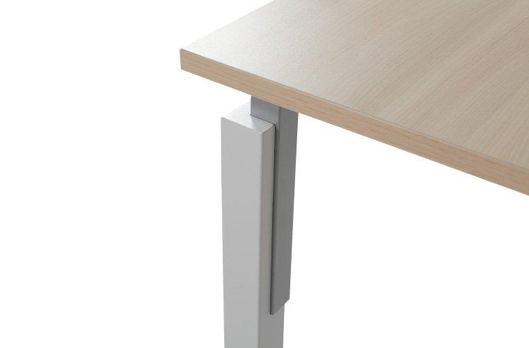 Detalle mesa serie Eco de Jgorbe
